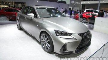 2016 Lexus IS - Auto China 2016
