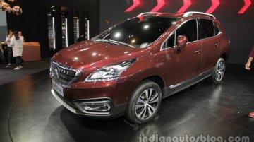 2016 Peugeot 3008 – 2016 Auto China Live