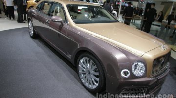 Bentley Mulsanne EWB First Edition - Auto China Live