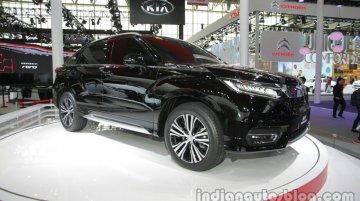 Honda Avancier SUV's specifications revealed