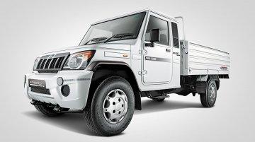 Mahindra Bolero Pik-Up to get 1.3-tonne & 1.7-tonne variants - Report