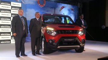 Mahindra Nuvosport launched at INR 7.35 Lakhs