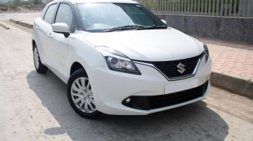 Pre-Facelift Maruti Baleno available with huge discounts