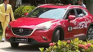 Mazda will evaluate selling CX-4 outside China – Report