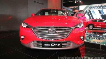 Mazda CX-4 – Auto China Live