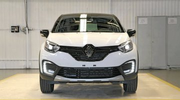 Renault Kaptur (Renault HHA) for India will be a 5-seat SUV