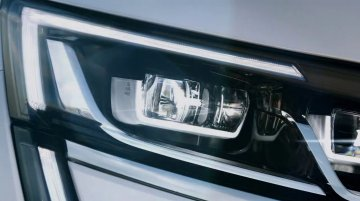 Renault Maxthon SUV's first teaser released – Video