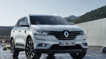 Renault Maxthon allegedly leaks ahead of Beijing debut