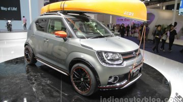 Suzuki Ignis Trail Concept, Ignis Water Activity Concept - Auto China 2016