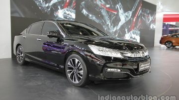 Honda Accord Hybrid to launch in India on October 25 - Report