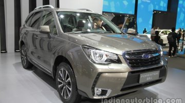 Subaru Forester - Auto China 2016