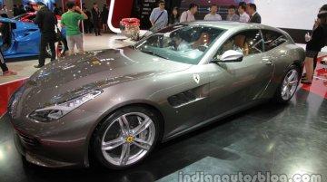 Ferrari GTC4Lusso - Auto China 2016