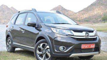 Honda Australia considering the next-gen Honda BR-V to fill white space - Report