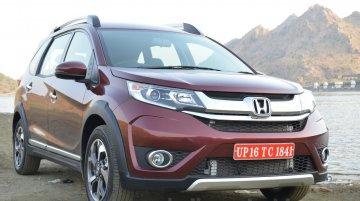 Honda BR-V gets 9,000 bookings, waiting period of 9 weeks