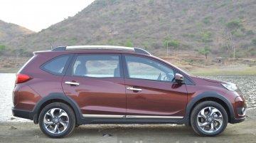 Honda BR-V rakes in 10,000 bookings