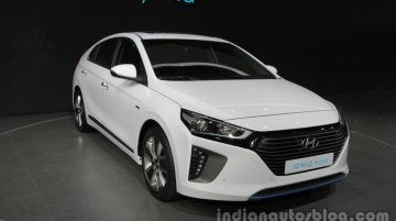 Hyundai Ioniq to be displayed at Auto Expo 2018 - Report