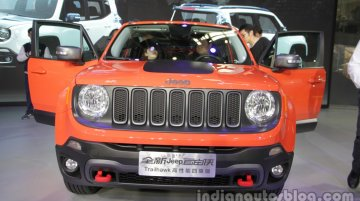 Jeep is working on a Ford EcoSport rival to be unveiled in 2017 - Report