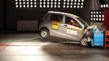 Maruti Celerio, Hyundai Eon, Maruti Eeco fail Global NCAP crash test