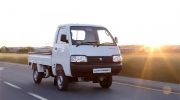 Pan-India launch of Maruti Super Carry LCV to take place next financial year