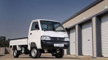 Maruti Super Carry launched in India at INR 4.01 Lakhs