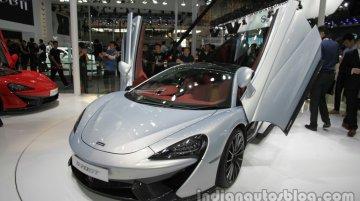 McLaren 570GT - Auto China 2016