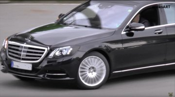 Mercedes S-Class facelift to debut in March 2017 - Report