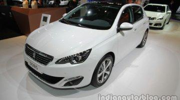 Peugeot 308S - Auto China 2016