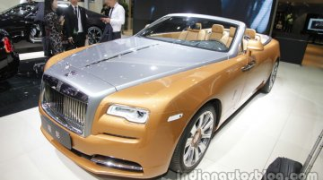 Rolls-Royce Dawn - Auto China 2016