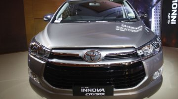 Toyota Innova Crysta & Toyota Fortuner prices hiked in India