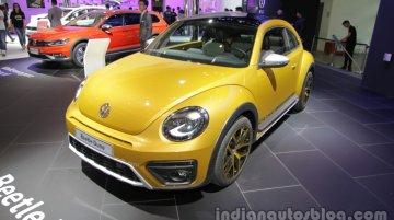 VW Beetle Dune - Auto China 2016
