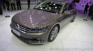 VW Phideon - Auto China 2016
