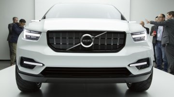 Volvo XC40 to debut at Auto Shanghai 2017 - Report