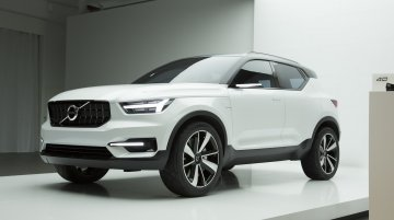 Volvo XC40 to be launched in Autumn 2017, R&D chief confirms