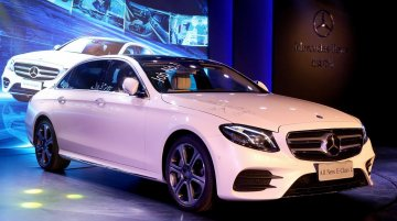 2017 Mercedes E-Class LWB to be launched on February 28