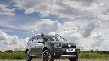 MY2017 Dacia (Renault) Duster to premiere at Goodwood show