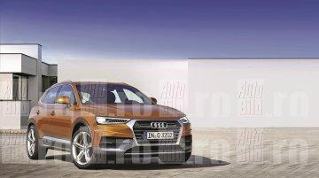 Next-generation Audi Q3 Rendering