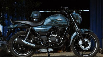 Bajaj V15 Custom Eimor - In 12 Images