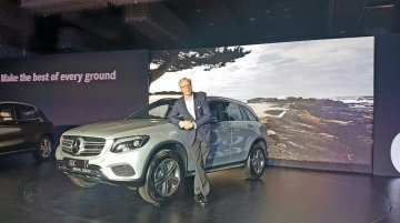 Mercedes GLC launched in India at INR 50.7 Lakhs
