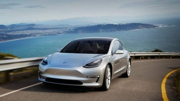 New images of the Tesla Model 3 released