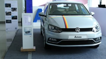 VW Ameo Diesel with 110PS launched at INR 6.27 lakhs