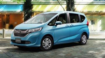 2016 Honda Freed mini-MPV revealed