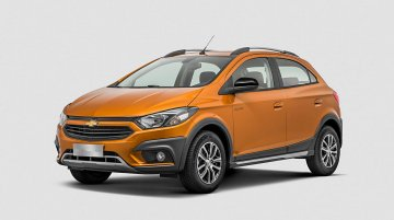 Chevrolet Onix Activ (Hyundai HB20X-rival) launched in Brazil - Report