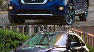 2017 Nissan Pathfinder vs Older model - Old vs New