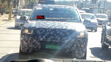 Jeep 551 (C-SUV) spied testing yet again