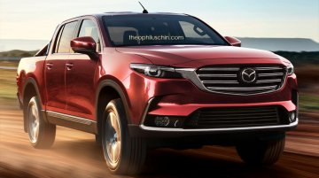 Next-gen Mazda BT-50 could be more than a badge-engineered Isuzu D-Max