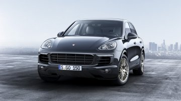 Porsche Cayenne Platinum Edition launched, priced from INR 1.06 Crore