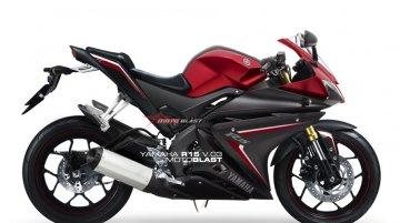 Yamaha R15 V3.0 - Rendering