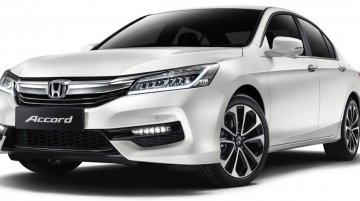 India-bound 2016 Honda Accord open for bookings - Malaysia