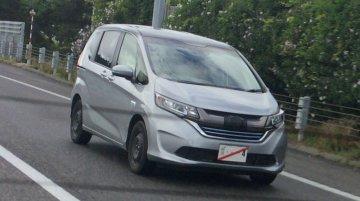 2016 Honda Freed mini MPV spotted in the flesh