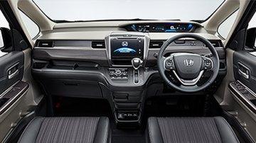 2016 Honda Freed mini MPV's interior images revealed